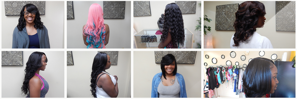 Enclosures none of you your natural hair left out very natural 1 pmusecretfo Images